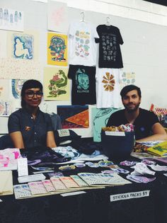 Philadelphia Punk Rock Flea Market 2014 • WE Design Studios