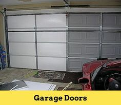 Folding Garage Doors - Modern Garage Door. #garageentrance, #garagefloor, #mancavegarage. Click the link to read more about Garage Doors  Simply click here for more info... Modern Garage Doors, Man Cave Garage, Garages, Entrance, Dresser, Entryway, Lowboy, Appetizer, Contemporary Garage Doors