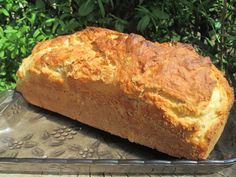 Calzone, Bread Baking, Bread Recipes, Graham, Banana Bread, Oven, Food And Drink, Breakfast, Desserts