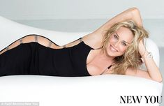 'I'm hungry for gourmet...No Fast Food!! : Sharon Stone (55) has opened up about how ageing has changed her sex life in a new interview and shoot..