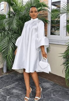African Inspired Fashion, Latest African Fashion Dresses, Modest Fashion, Girl Fashion, Fashion Outfits, Fashion Styles, Classy Dress, Classy Outfits, Ankara Dress Designs