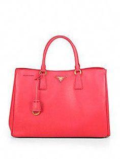 c9d106b69d1d Prada - Saffiano Lux Tote #Pradahandbags Prada Tote, Prada Handbags,  Handbags Michael Kors