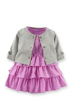 Bodysuit Dress, Baby Girl Dresses, Baby Dress, Dress Set, Ruffle Dress, Ruffles, Dot Dress, Outfits Niños, Girl Clothing