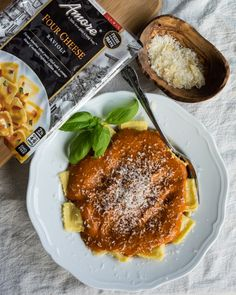 Delectable sauces are always at the heart of the best Italian dishes. For home cooks, it's easy to recreate finely-spiced sauces from the old country by using Amore's cooking pastes, combined with a variety of vegetables, herbs, spices and other fresh ingredients.