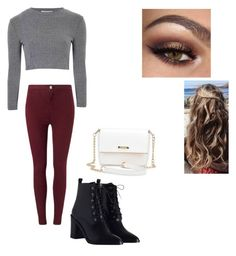"""""""Untitled #119"""" by austynh on Polyvore featuring Glamorous, Zimmermann and Miss Selfridge"""