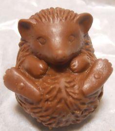 ♡ Hedgehog chocolate~Purdy Chocolates in Canada ♡