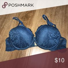 34C Lace Push-up Bra Size 34C Lace Push-Up Bra! Lovely and supportive! Only worn once or twice Intimates & Sleepwear Bras