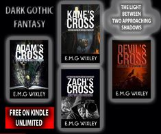 Witchcraft with casting of spells, alternate dimensions and the pervasive stench of death and corruption persist from the beginning to the end of these novels. Who Will Win, Dark Gothic, Fantasy Movies, Mystery Books, Witchcraft, Spelling, Audio Books, Psychology, Novels