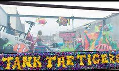 Walker Vikings 2015 Homecoming Aquarium Parade Float