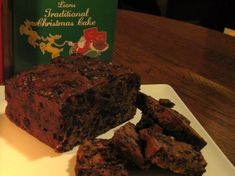 Paleo Christmas Cake Recipe
