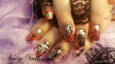 Holloween - Nail Art Gallery by NAILS Magazine