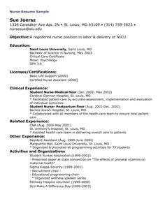 Labor And Delivery Nurse Resume Labor Nurse Resume Labor Nurse Sample Resume  Resumes  Pinterest