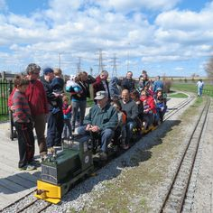 Free miniature railway rides this weekend (May 27th & 28th) at the Steam Museum in Hamilton http://www.lavahotdeals.com/ca/cheap/free-miniature-railway-rides-weekend-27th-28th-steam/205725?utm_source=pinterest&utm_medium=rss&utm_campaign=at_lavahotdeals