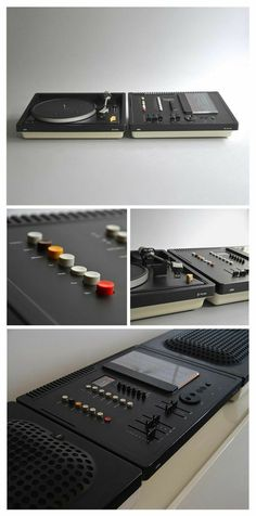 Bauhaus, Vintage Design, Retro Design, Dieter Rams Design, Braun Dieter Rams, Gaming Room Setup, Sound Design, Automotive Design, Interface Design