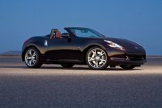 Official 370Z Convertible Pictures Released 4.7.09 - Nissan 370Z Forum