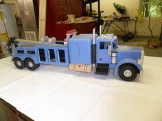 Tow Truck - by LarryN @ LumberJocks.com ~ woodworking community