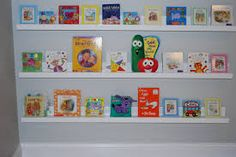 bookshelves in the nursery - Hľadať Googlom