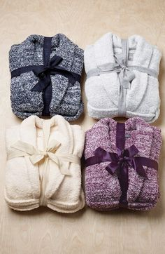 Barefoot Dreams robe from Nordstrom. Gonna need one of these.