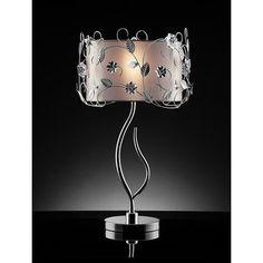 Warehouse of Tiffany Warehouse of Tiffany Gardenia 1 Light Table Lamp