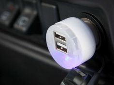 High-Output Dual Universal USB Car Charger... Value Price $19.00... Today Only $9.00 :-)