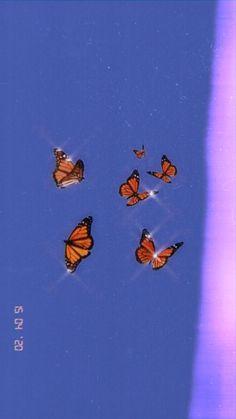 Butterfly Wallpaper Iphone, Cartoon Wallpaper Iphone, Iphone Wallpaper Tumblr Aesthetic, Iphone Background Wallpaper, Aesthetic Wallpapers, Trippy Wallpaper, Retro Wallpaper, Sassy Wallpaper, Cute Patterns Wallpaper