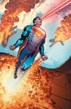 Superman by Aaron Kuder
