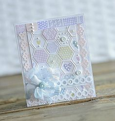 Handmade Vintage Shabby Chic Greeting Card  by ivanascreations, $5.99