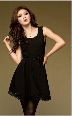 chicas glamorosas - vestidos moda asiática importados