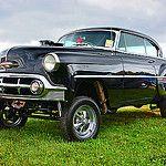 1953 Chevy Bel Air Gasser by scott597
