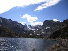 lake isabelle, CO. Brainard Lakes Recreation Area. Just an hour outside Boulder.