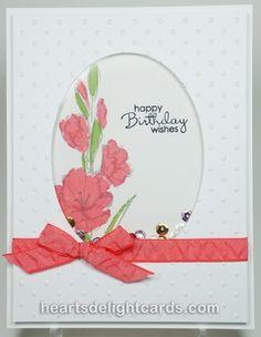 New Catalog Sneak Peek! Gift of Love hostess set by Heart's Delight Cards