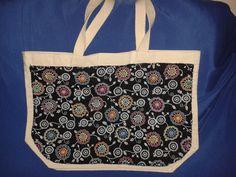 bolsa customizada pequenas mandalas