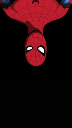 Upside Down Spiderman iPhone Wallpaper - iPhone Wallpapers - Best of Wallpapers for Andriod and ios Deadpool Wallpaper, Man Wallpaper, Avengers Wallpaper, Cartoon Wallpaper, Mobile Wallpaper, Wallpaper Backgrounds, Iphone Wallpapers, Marvel Art, Marvel Heroes