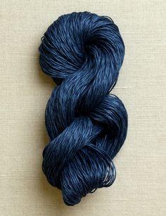 Juniper Moon Farm cotton linen yarn Sea Salt :Zooey #01: