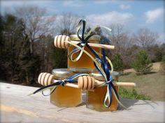 honey favors | Honey Wedding Favors Mint Green, Bridal Shower Bomboniere, Mini Honey ...