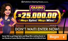 Free Online Sweepstakes & Contests | PCH.com Lotto Winning Numbers, Win For Life, Publisher Clearing House, Online Sweepstakes, Win Money, I Smile, First Names, Free Money, Throwback Thursday