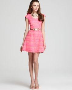 Pink lily pulitzer dress