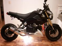 Grom build | Honda Grom Forum
