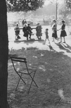 Elliott Erwitt - Paris, 1951
