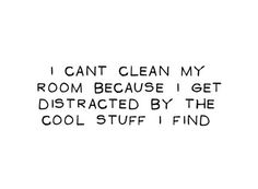 oh i so cant clean my room {too funny}