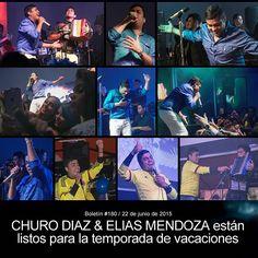 @CHURO_DIAZ y @EliasMendoza23 listos para la temporada http://vallenateando.net/2015/06/23/churo-diaz-y-elias-mendoza-listos-para-la-temporada/ …