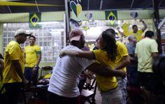Brasile 2014, cerimonia d'apertura: i volti e le bandiere