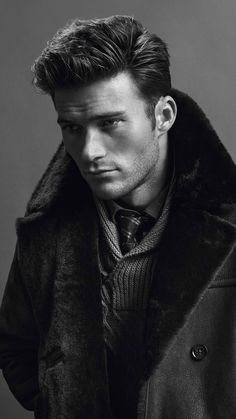 Scott Eastwood for Boss by Hugo Boss Fall/Winter 2014