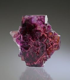 Fluorite from Namibia  by Martin Gruell