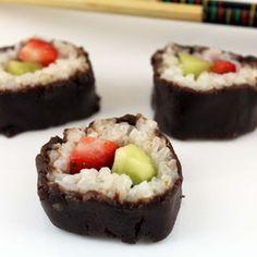 Dessert Sushi recipe on Food52