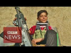 Islamic state are all monsters, says 14 yrs old Yazidi boy -  YouTube || BBC News
