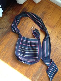 The Travelling Sweeneys: DIY Babywearing Bag Tutorial