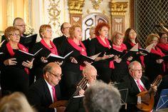 Hora de Mercado, Hora de Música. 24 de Enero de 2015. Concierto Coral Voces para el recuerdo.