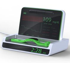 Sleep Well Wireless Blood Glucose Monitoring Device Eliminates Sleepless Night of Parents with Diabetic Child
