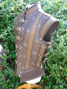 Leather Doublet. Perhaps I will make this or one like it.